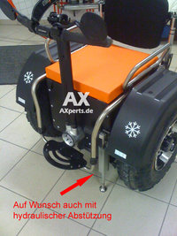 AX-MOBILITY CUBE